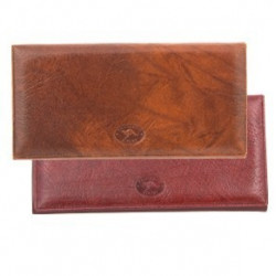 Ladies Wallet- Antique Kangaroo Leather